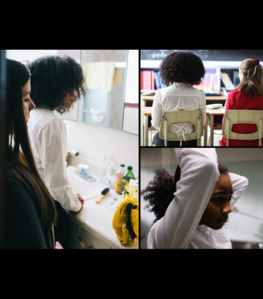 Short Film.  'PICK.' A Young Girl Face Mixed Reactions When She Decides to Wear Her Afro to School.