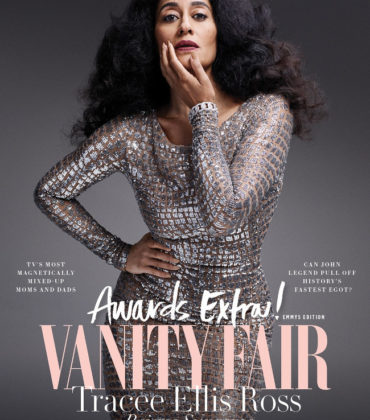 Editorials. Tracee Ellis Ross for Vanity Fair.  Images by Lauren Dukoff.
