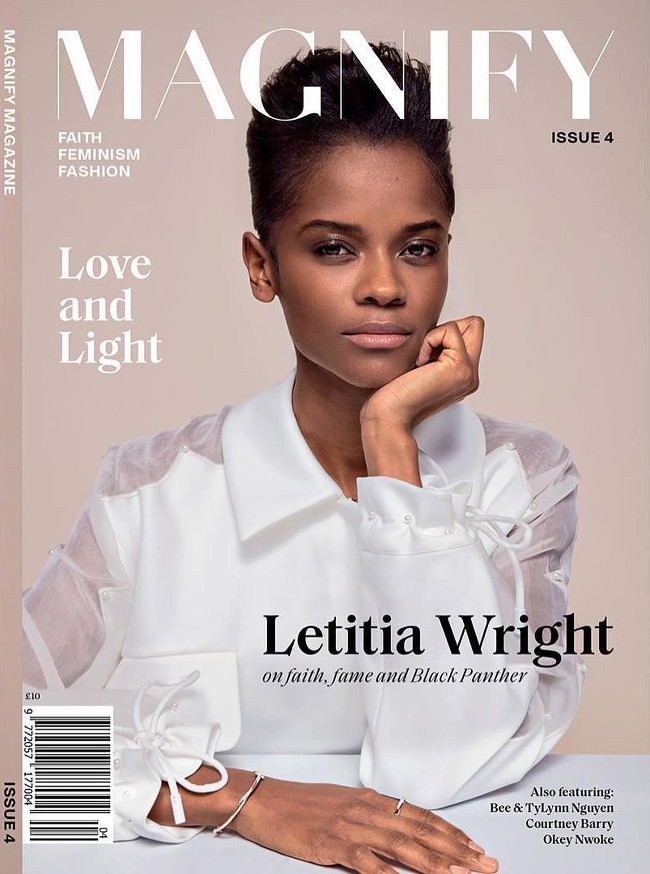 Letitia Wright