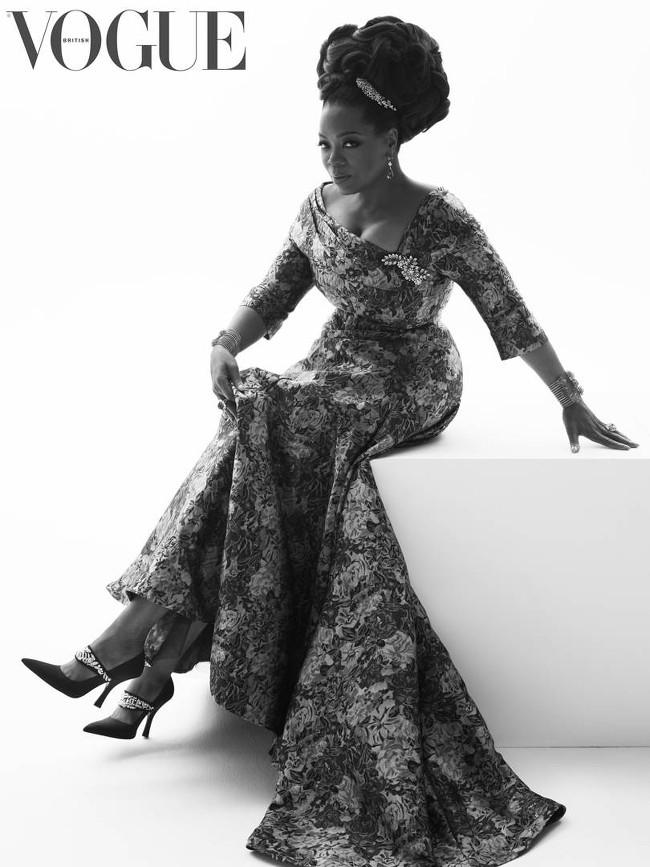Oprah Vogue