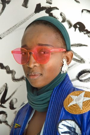 Meet Selly Raby Kane.  A Senegalese Designer and Ikea's Latest Collaborator.