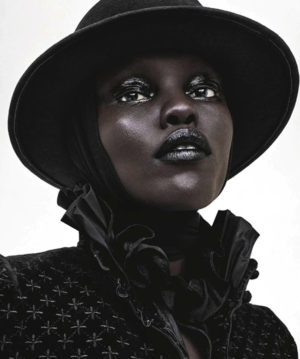 Editorials. Grace Bol. Vogue Australia September 2018.  Images by Jason Kibbler.