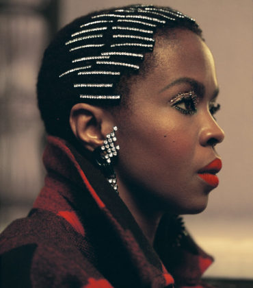 Ms. Lauryn Hill Stars in Woolrich FW18 Campaign.