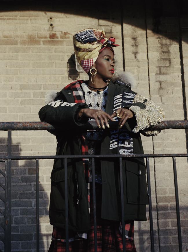 Lauryn Hill Woolrich