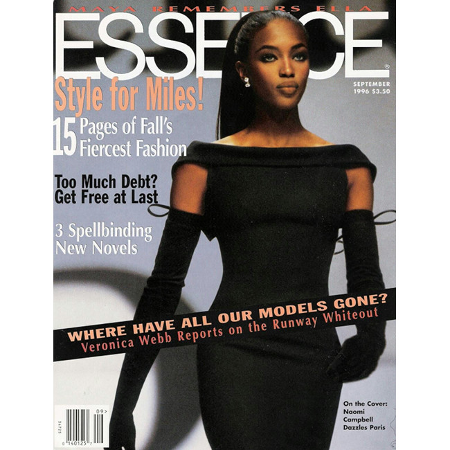 353066b615 Naomi Campbell Will Be Honored by ESSENCE Magazine During New York ...