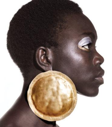 Editorials. Nyamuoch Girwarth. Harper's Bazaar August 2018.  Images by Kenneth Willardt.