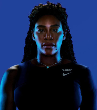 First Look.  Serena Williams Will Debut Virgil Abloh x Nike at the U.S. Open.