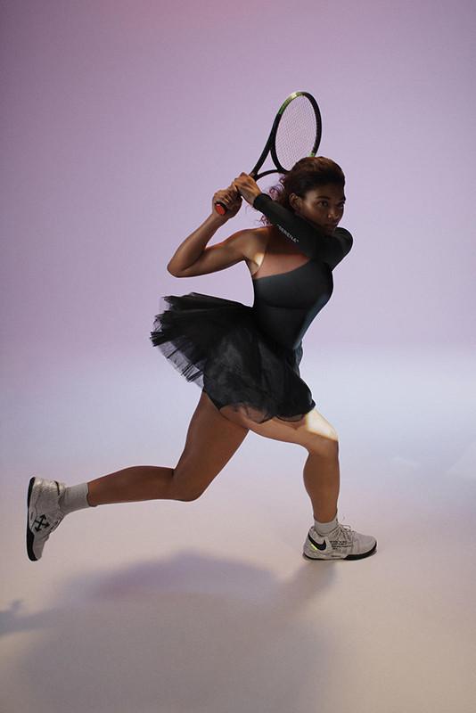 Serena Williams, Nike, Nike Off-White, Virgil Abloh