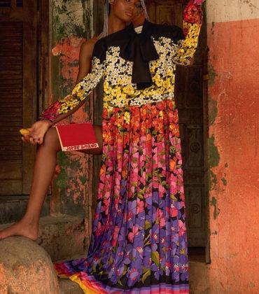 Editorials. Blésnya Minher. Vogue Brazil.  Images by Zee Nunes.