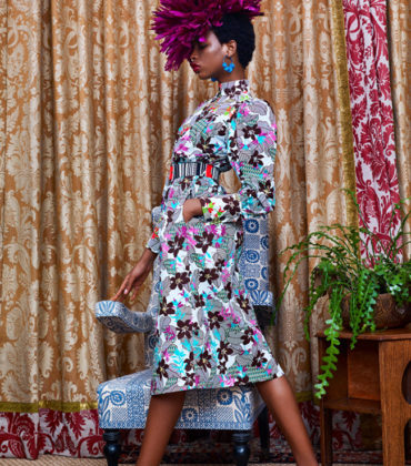 Collections.  Duro Olowu. Spring 2019.