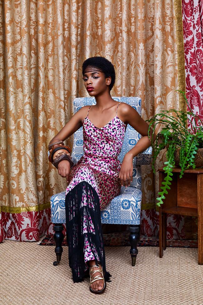 Duro Olowu, Black Fashion Models