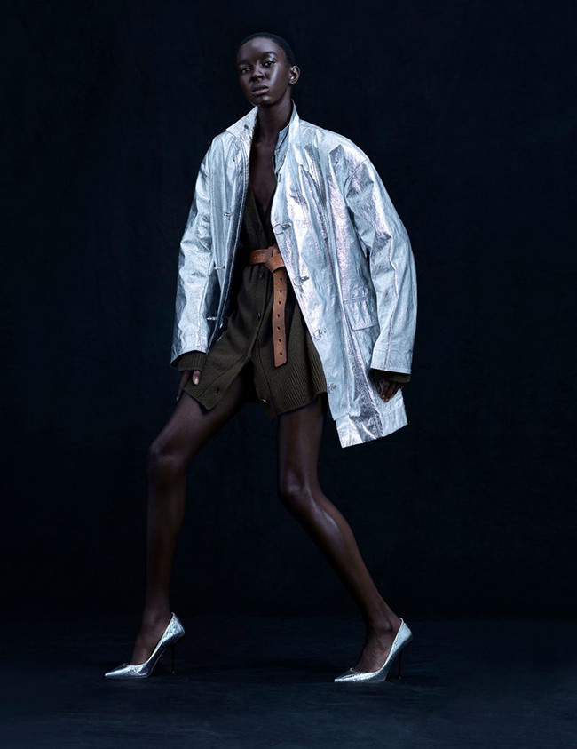 Nicole Atieno, Black Fashion Models