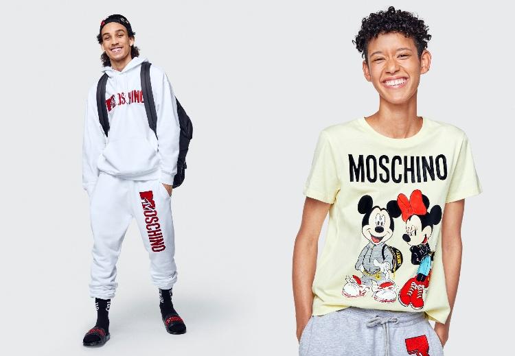 H&M Moschino