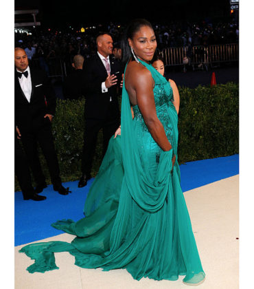 Serena Williams Will Co-Chair the 2019 Met Gala.