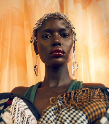 Ajak Deng for The Press.  Images by Micaiah Carter.