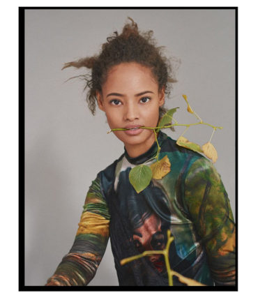 Editorials. Malaika Firth. L'Officiel Malaysia November 2018.  Images by Onin Lorente.