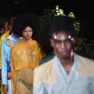 Pyer Moss Wins CFDA/Vogue Fashion Fund.