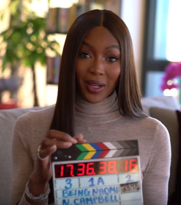 Naomi Campbell Launches Her Own YouTube Channel.