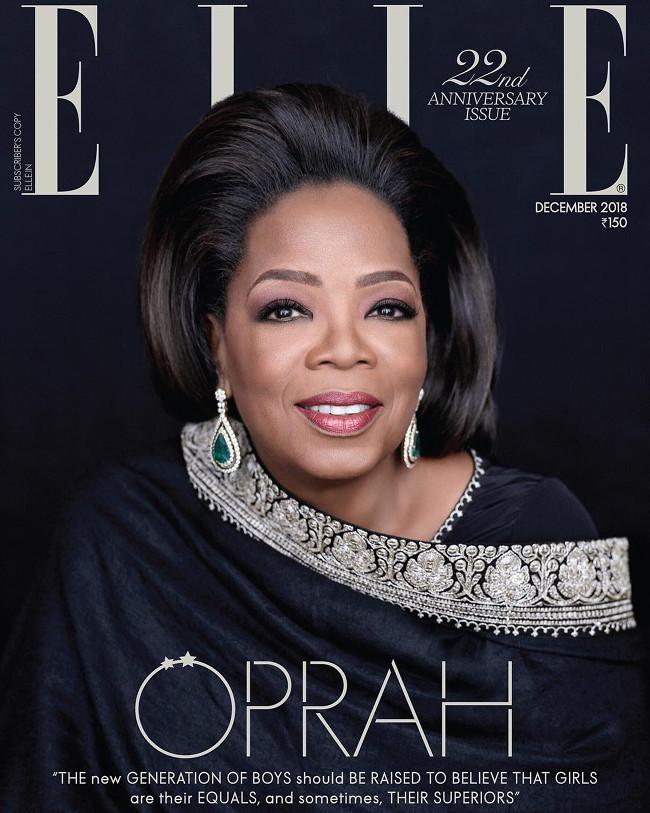 Oprah ELLE India