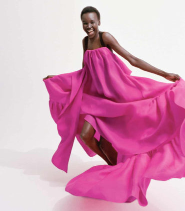 Editorials. Alek Wek for The Guardian.  Images by Jody Rogac.