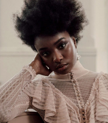 Editorials. KiKi Layne.  The Sunday Times Style.  Images by Sharif Hamza.