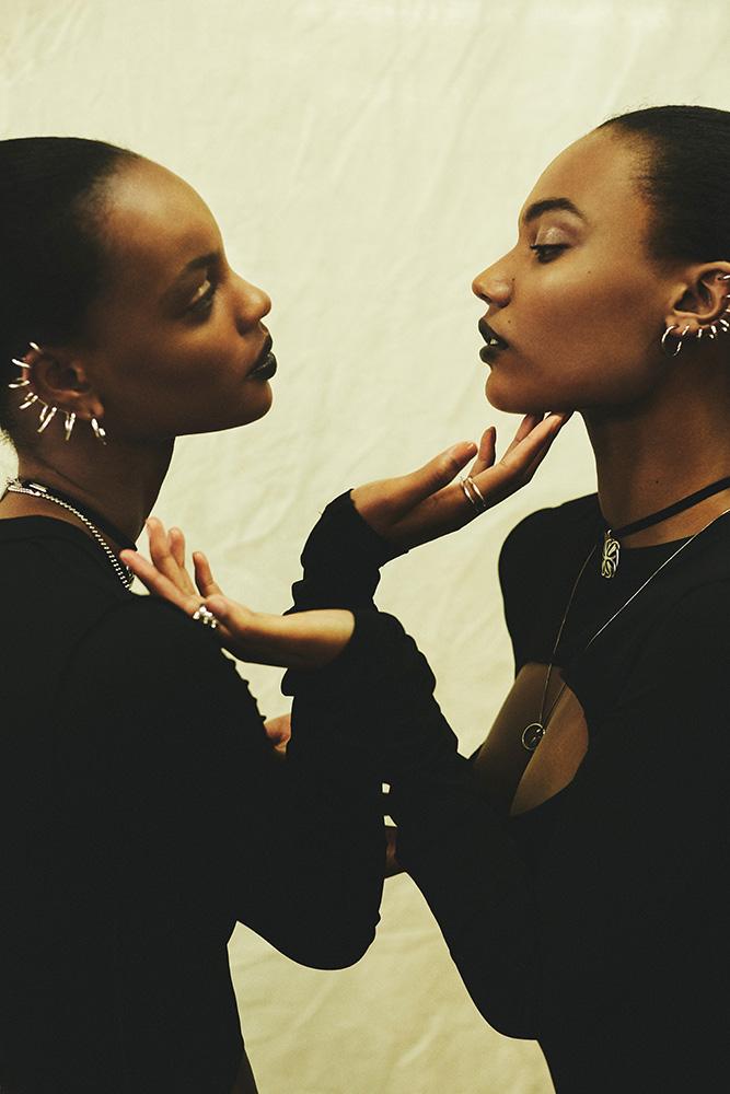 Ange-Marie Moutambou, Najiyah Imani