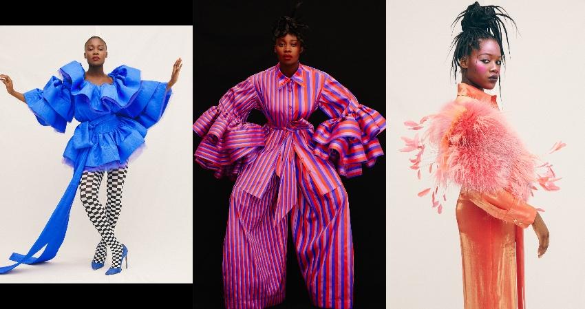 Black Fashion Designers, Black Fashion Models, Christopher John Rogers