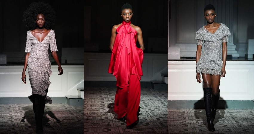 Black Fashion Designers, Black Fashion Models, Frederick Anderson