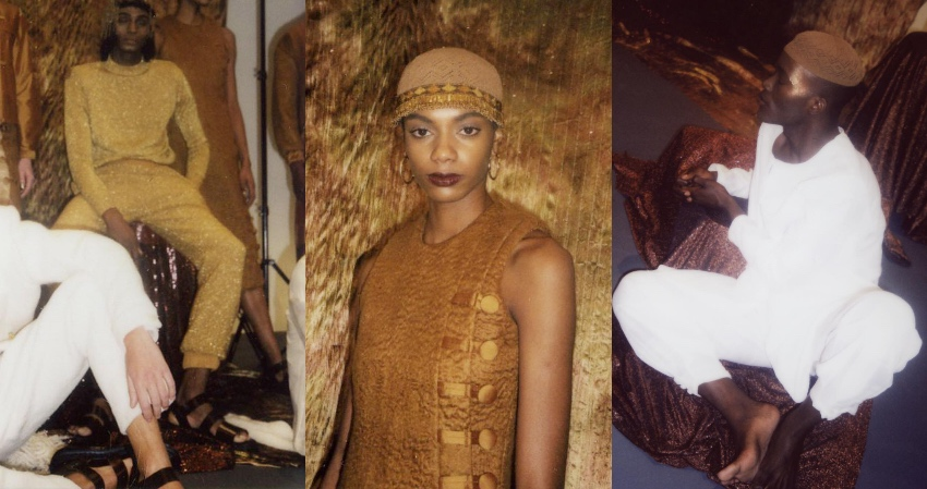 Black Fashion Designers, Black Fashion Models, Lukhanyo Mdingi