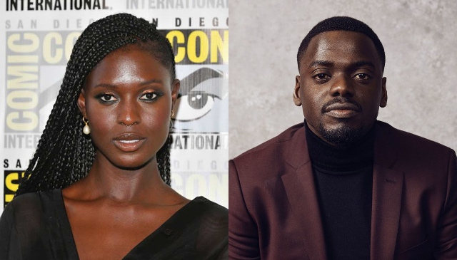 Jodie Turner-Smith, Daniel Kaluuya, Queen & Slim