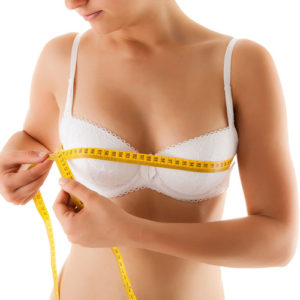 Guide to find your exact measurement when using a bra