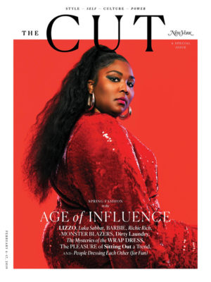 Lizzo Covers New York Magazine.  Images by  Pari Dukovic.