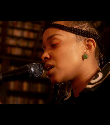 Watch.  Listen.  Jamila Woods is Inspired by Zora Neale Hurston.