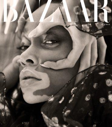 Editorials.  Winnie Harlow.  Harper's Bazaar Taiwan.  Images by Harper Smith.