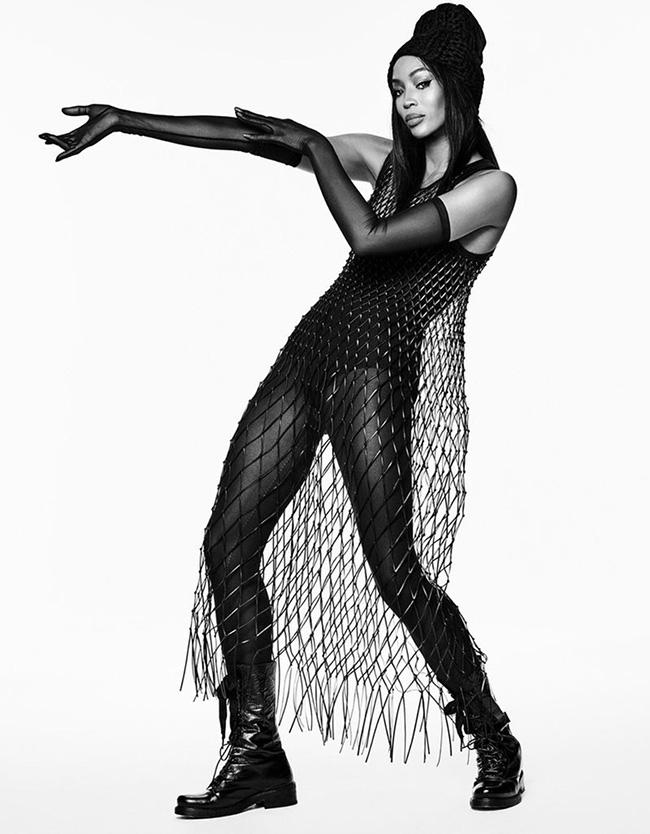 Naomi Campbell, Naomi Campbell Vogue Japan